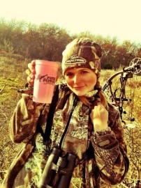 Miranda Lambert Doing Some Hunting