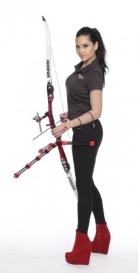 Mix Haxholm-Olympic Archer