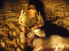My bow buck 2011