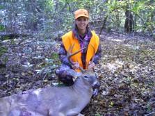 My first buck