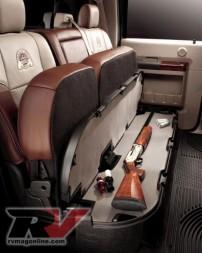 Nice Back Seat