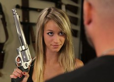 Paige Wyatt: Hot and Packing Heat