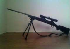 rifles guns and stuff