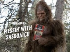 Sasquatch hunting!
