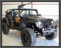 Souped Up Jeep