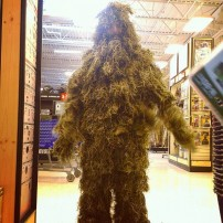 The Ultimate Ghillie Suit