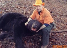World Record Black Bear. In Pennsylvania?