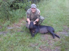 Late Summer Hog Hunt