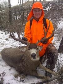 2012 Mule Deer Hunt Saskatchewan