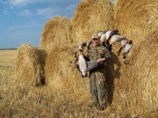 2012 Opening Day Canada Goose Hunt