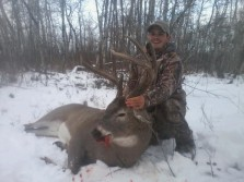 2012 Saskatchewan buck #2