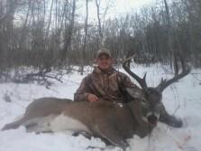 2012 Saskatchewan whitetail #2