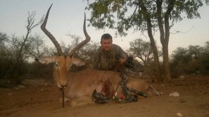 Bowhunting Safaris South Africa