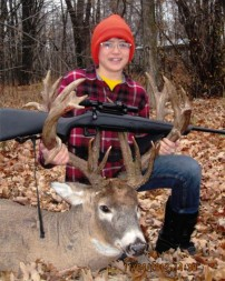 27-Point Buck Oter Tail County