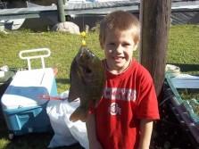 1st fish
