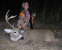 Introduce youth and women to hunting!
