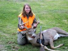 9 Point Buck November 2011