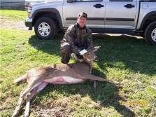 Doe 2nd deer in one day