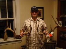 Alberta whitetails