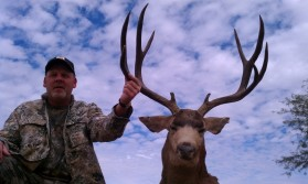 Another Monster Mexico Mule Deer