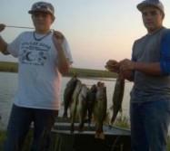 Bass in Oklahoma