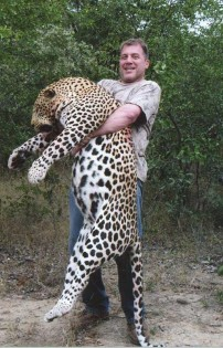 Big Leopard Kill