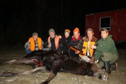 Biggest cow we ever shot!