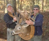 georgia overall highest scoreing buck