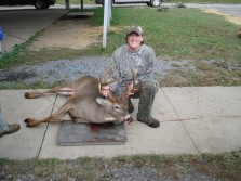 bow hunt Pa 12