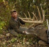 Bruiser Buck Makes 200 Club
