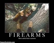 Camera vs Gun