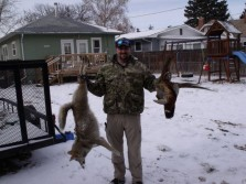 First Coyote Hunt