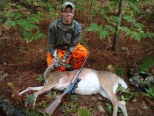 Doe Kill During Youth Hunt