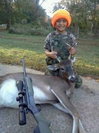 First Deer..