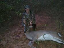 Her First Deer