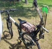 Hunting bike