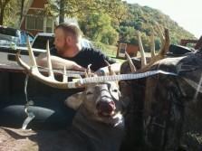 Juggernaut buck