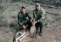 Kangaroo...it's what's for dinner