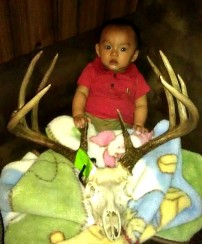 Like if you were introduced to hunting at a young age...