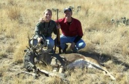 Locked-Antlered Bucks Dropped