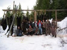 Older moose Hunt 2006