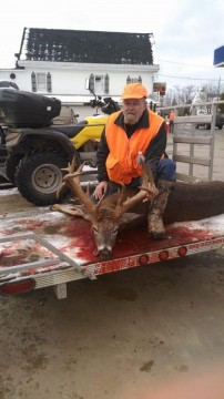 Maine Monster Whitetail
