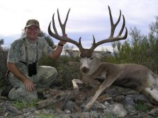 New Mexico Muley!!