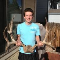 My 9X7 Mule Deer