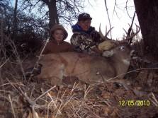 My brothers 2010 Deer!