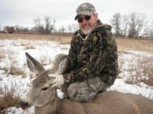 My dad's muley doe
