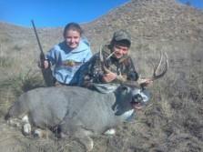 My First Texas Mule Deer!!!!