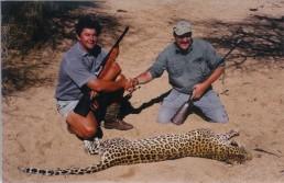 My Leopard Kill w/Ryan