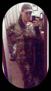 My new hunting clothes
