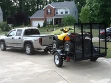 My truck & Quad